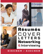 resumes cover letters networking and interviewing 4th edition Writing samples demonstrate your ability to analyze information and display your communication skills you may be asked for a writing sample if you are applying for a position in a writing-intensive field such as advertising, journalism, public relations, law, media, or research.