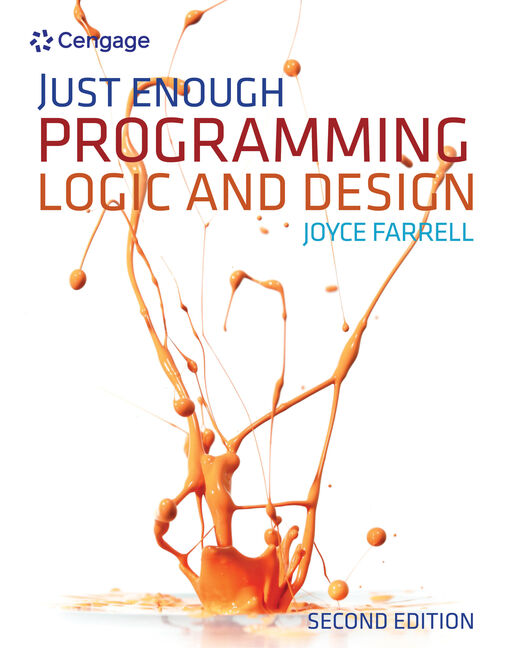 Just Enough Programming Logic and Design