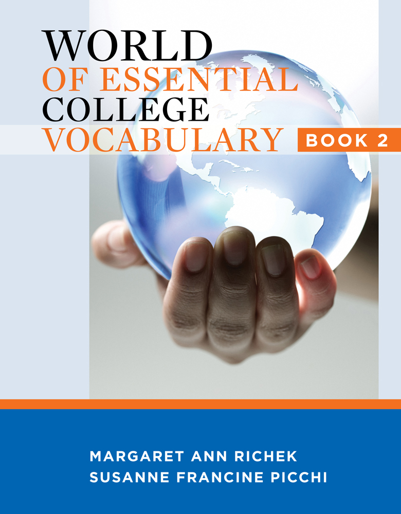 World of Essential College Vocabulary Book 2