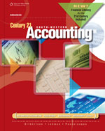 9781111988661 cengageus century 21 accounting advanced 2012 update 9th edition fandeluxe Gallery