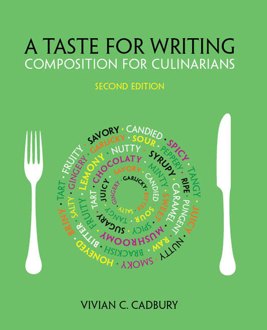 A Taste for Writing
