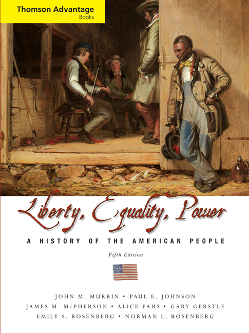 Ebook liberty equality power a history of the american people ebook liberty equality power a history of the american people compact fandeluxe Gallery
