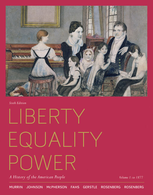 Ebook cengage advantage books liberty equality power a history ebook liberty equality power a history of the american people volume fandeluxe Gallery