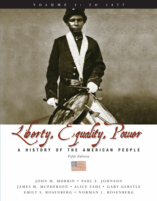 Ebook liberty equality and power a history of the american ebook liberty equality and power a history of the american people fandeluxe Gallery