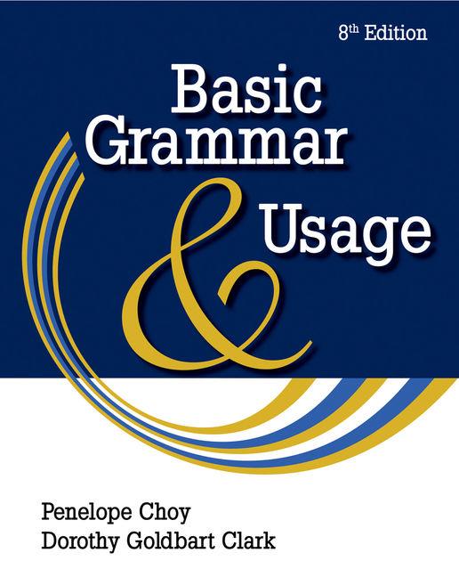 eBook: Basic Grammar and Usage