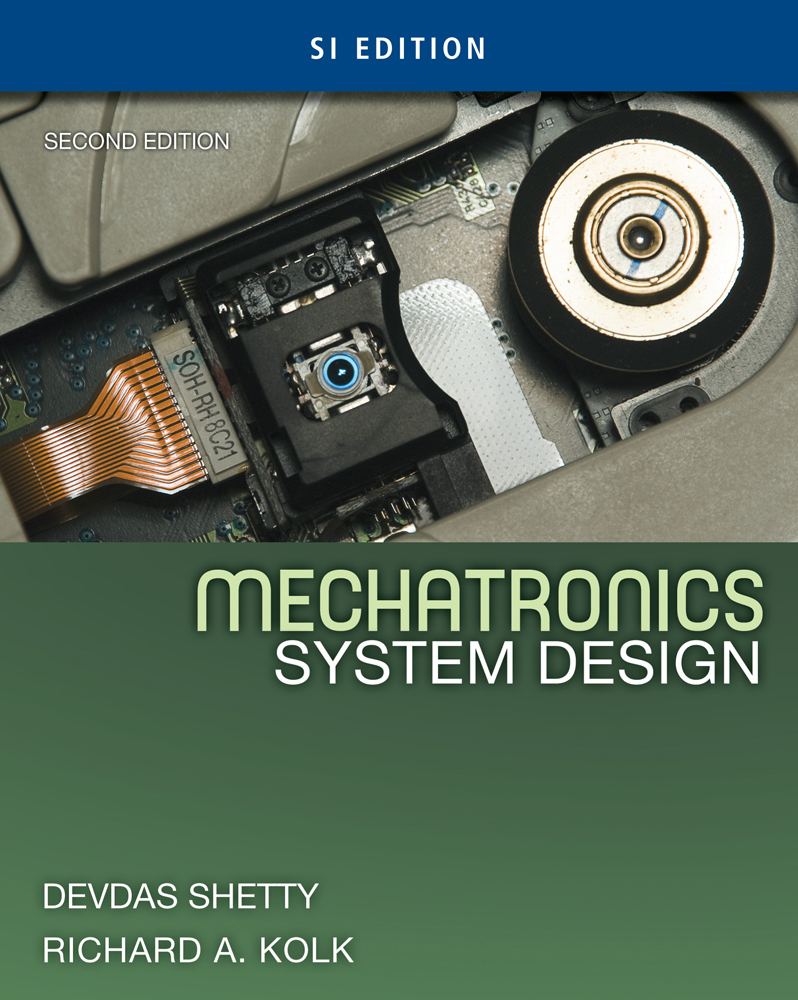 Ebook design of fluid thermal systems si version 9781133377443 ebook mechatronics system design si version fandeluxe Images
