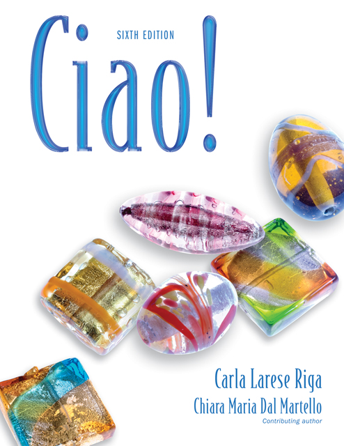 Student activity manual for rigaphillips ciao 8th ebook ciao fandeluxe Ebook collections