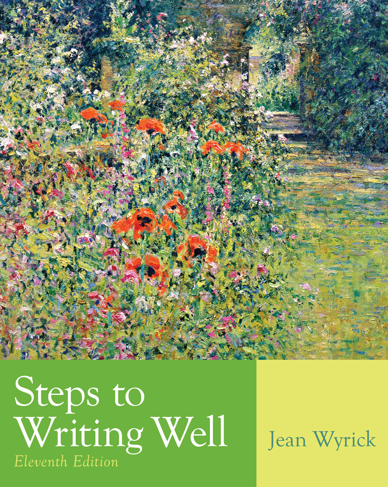 eBook: Steps to Writing Well