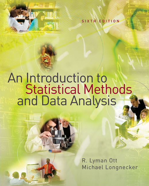eBook: An Introduction to Statistical Methods and Data Analysis