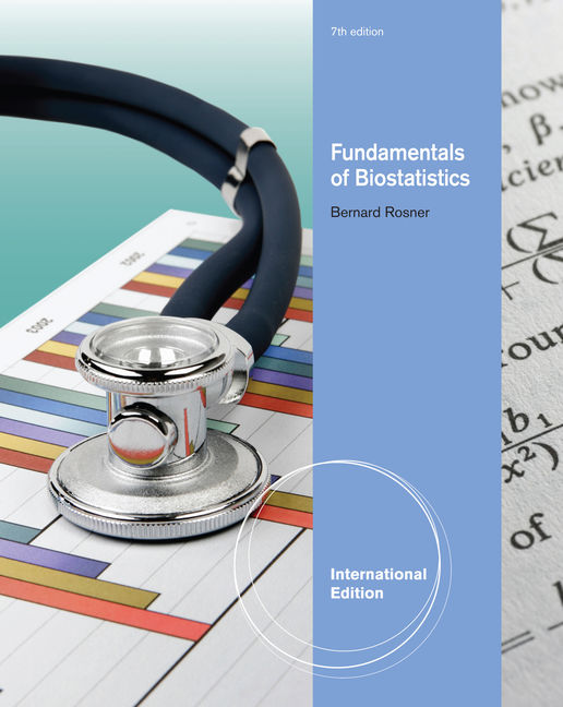 eBook: Fundamentals of Biostatistics - 9781133383673 - Cengage