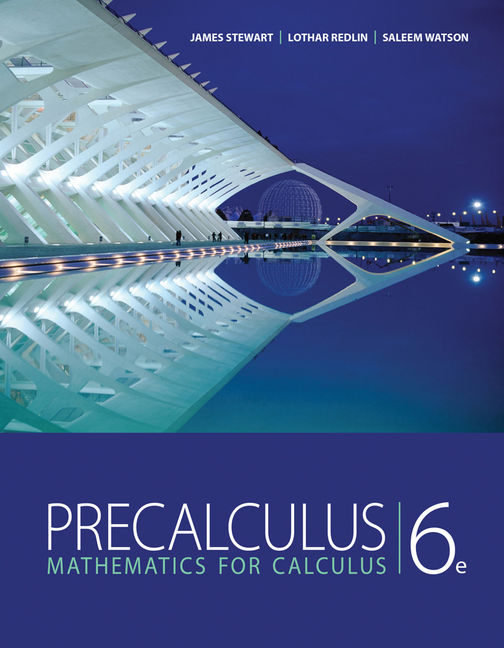 eBook: Precalculus: Mathematics for Calculus