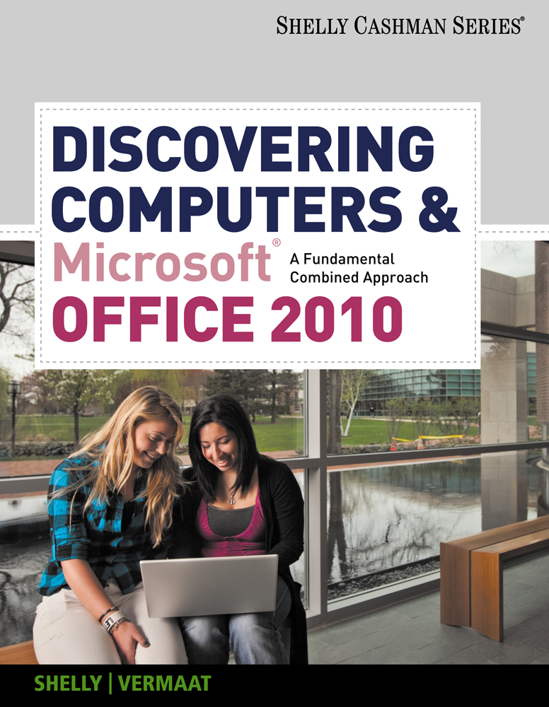 Ebook discovering computers 2016 9781305808997 cengage ebook discovering computers and microsoft office 2010 a fundamental combined approach fandeluxe Images