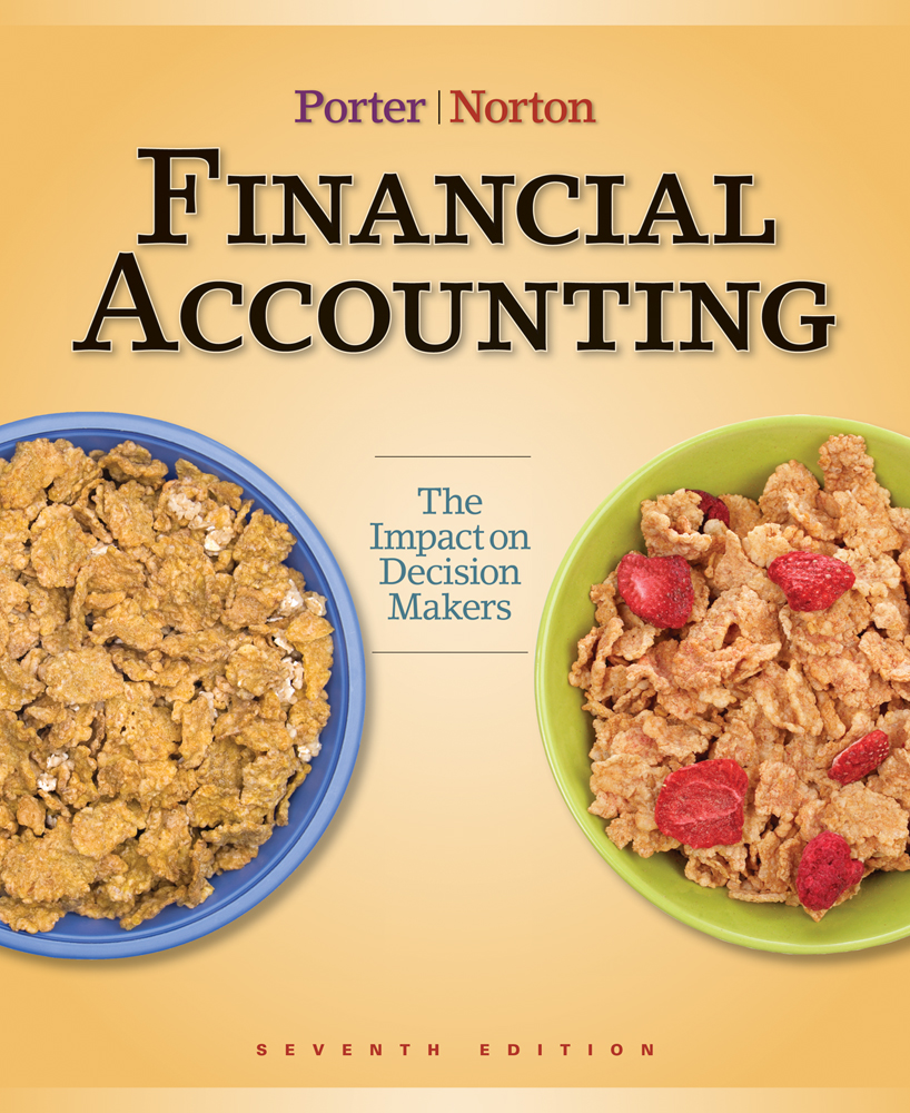 eBook: Financial Accounting: The Impact on Decision Makers