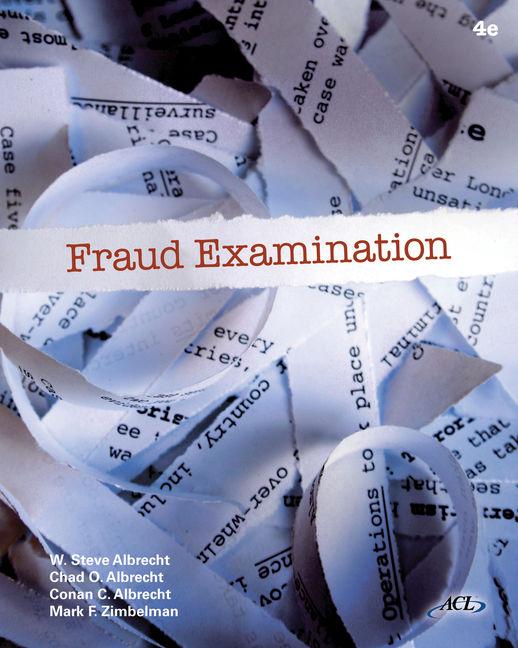 Ebook fraud examination 9781133458555 cengage ebook fraud examination fandeluxe Gallery