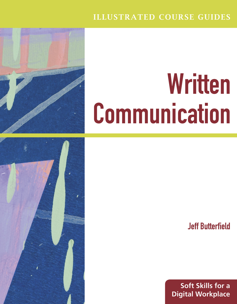 eBook: Illustrated Course Guides: Written Communication - Soft Skills for a Digital Workplace