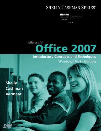 Ebook microsoft office 2007 introductory concepts and techniques ebook microsoft office 2007 introductory concepts and techniques windows vista edition fandeluxe Choice Image