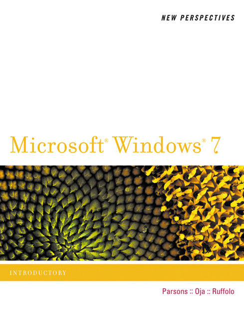 eBook: New Perspectives on Microsoft® Windows 7, Introductory