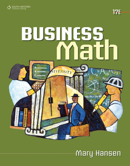 Business math 9780538440523 cengage ebook business math fandeluxe Gallery