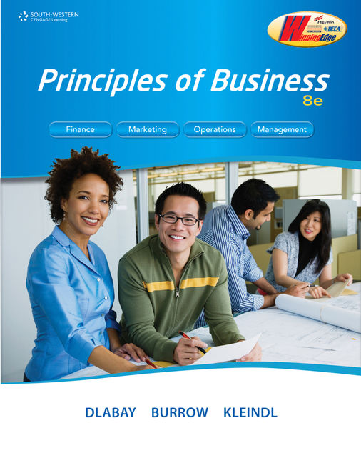 Business Principles and Management - 9780538444682 - Cengage