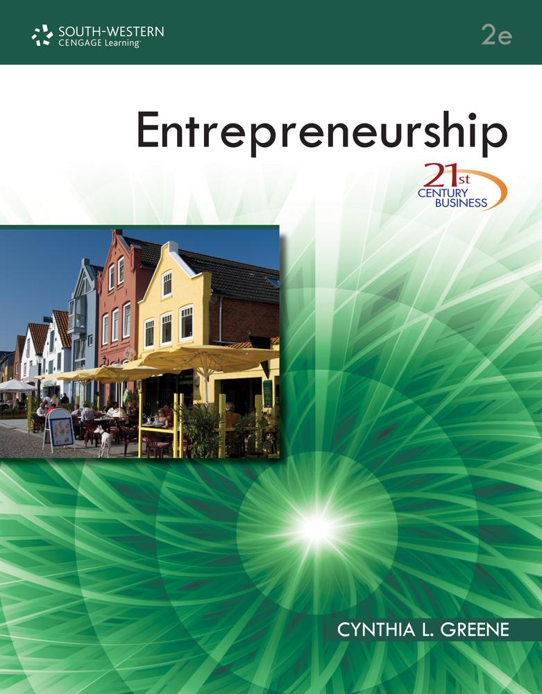 eBook: 21st Century Business Series: Entrepreneurship