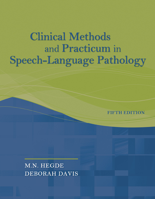 Ebook Clinical Methods And Practicum In Speech Language Pathology