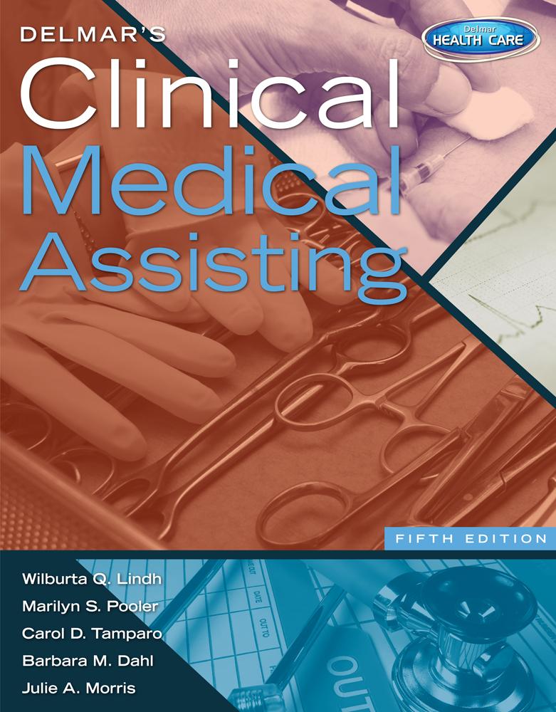 Delmar S Prehensive Medical Assisting