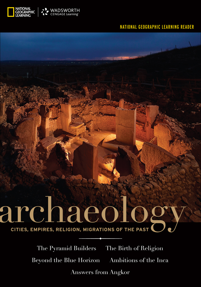 National Geographic Learning Reader: Archaeology (with Printed Access Card)