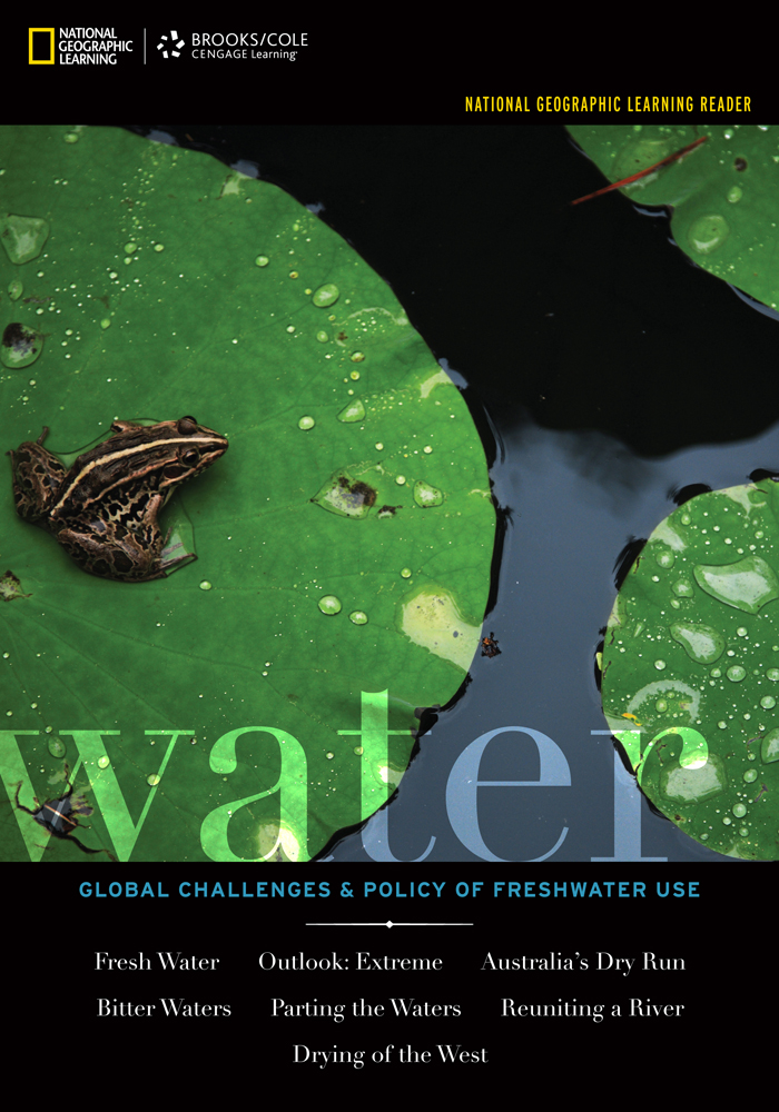 National Geographic Learning Reader: Water
