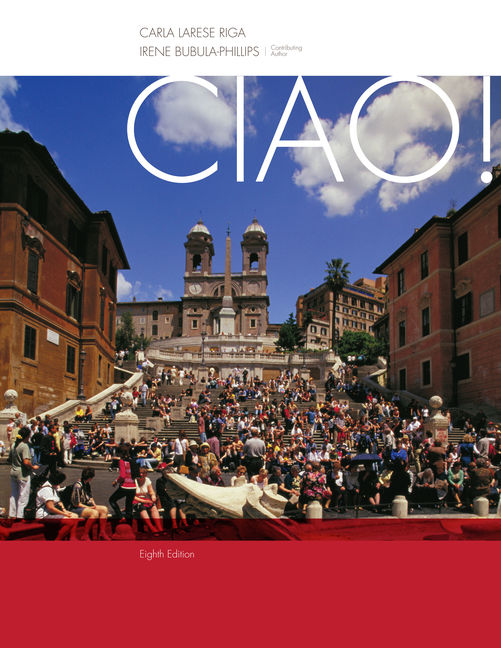 Ebook ciao 9781133378426 cengage student activity manual for rigaphillips ciao 8th fandeluxe Ebook collections