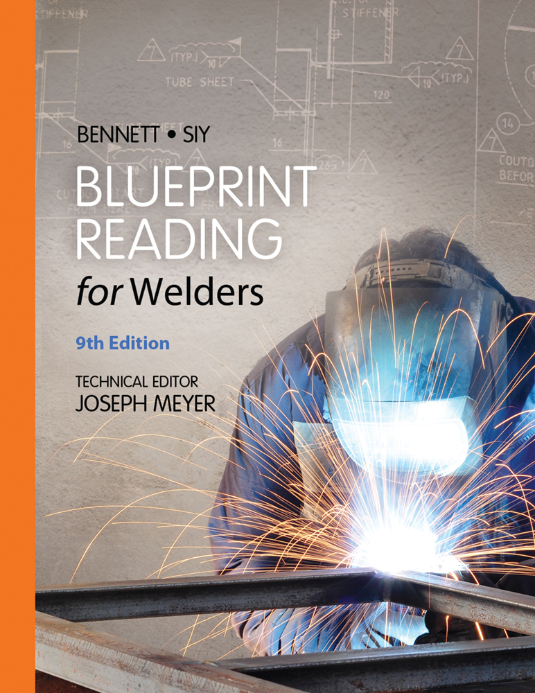 Blueprint reading for welders spiral bound version 9781133605782 ebook blueprint reading for welders malvernweather Image collections