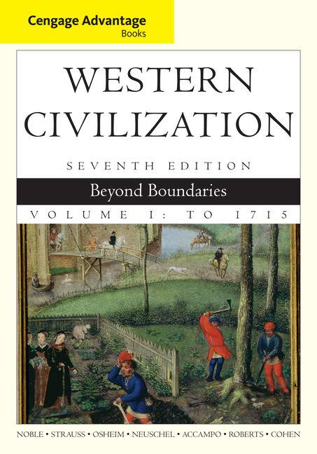 Cengage Advantage Books: Western Civilization
