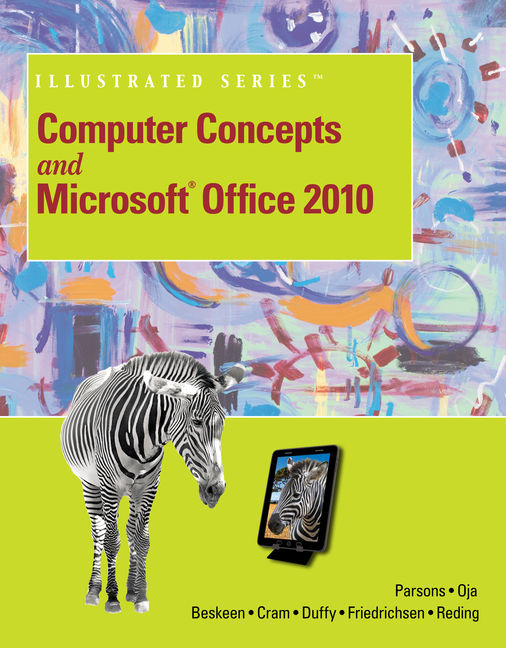 Illustrated computer concepts and microsoft office 365 office computer concepts and microsoft office 2010 illustrated fandeluxe Image collections