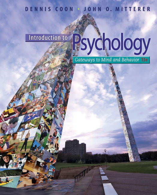 eBook: Introduction to Psychology: Gateways to Mind and Behavior with Concept Maps and Reviews