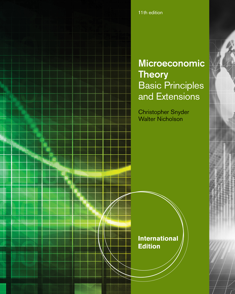eBook: Microeconomic Theory: Basic Principles and Extensions, International Edition