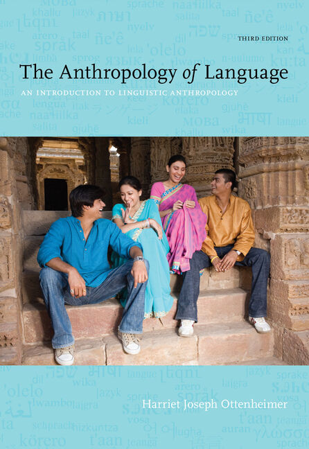 eBook: The Anthropology of Language: An Introduction to Linguistic Anthropology