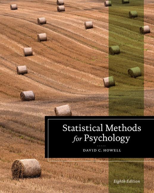 eBook: Statistical Methods for Psychology