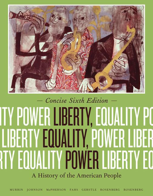 Liberty, Equality, Power