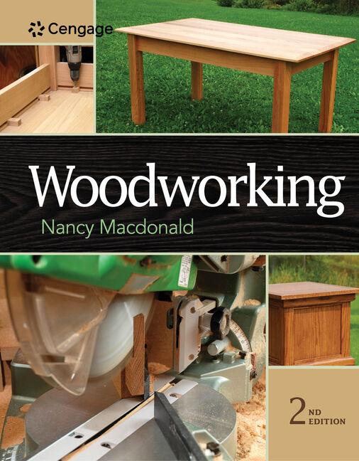 Workbook for MacDonald's Woodworking, 2nd