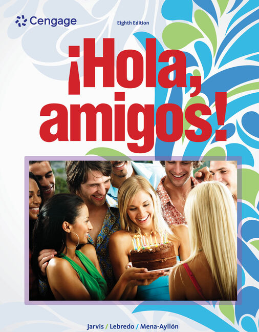 Series With ILrnTM Heinle Learning Center 4 Terms 24 Months Printed Access Card 2nd Edition Hola Amigos