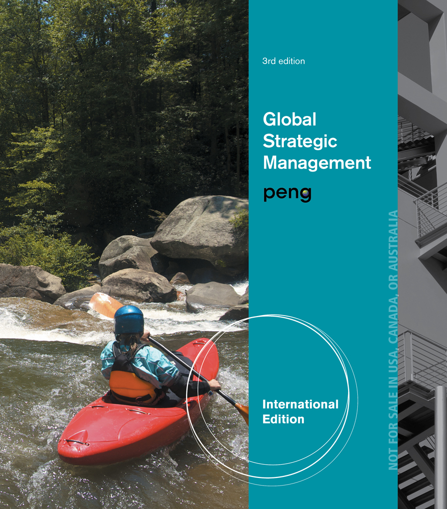 Global Strategic Management, International Edition