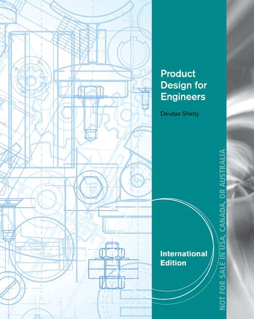 Product Design for Engineers, International Edition
