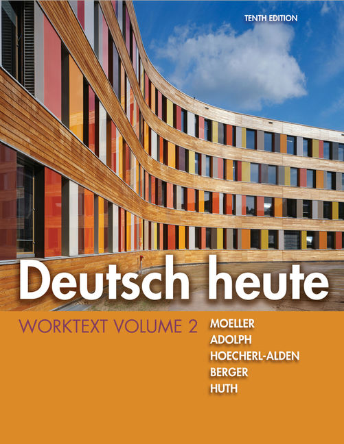 eBook: Deutsch heute Worktext, Volume 2