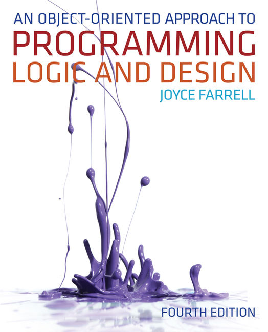 eBook: An Object-Oriented Approach to Programming Logic and Design