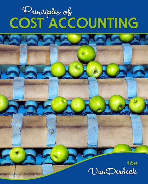 eBook: Principles of Cost Accounting
