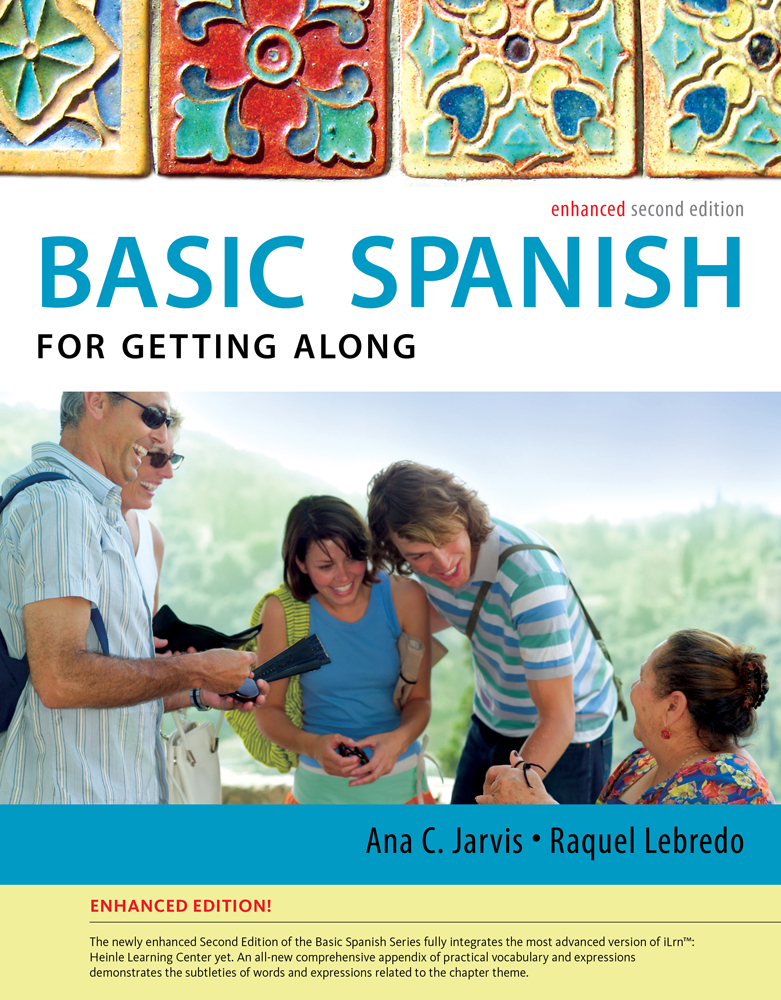 Spanish For Getting Along Enhanced Edition The Basic Series
