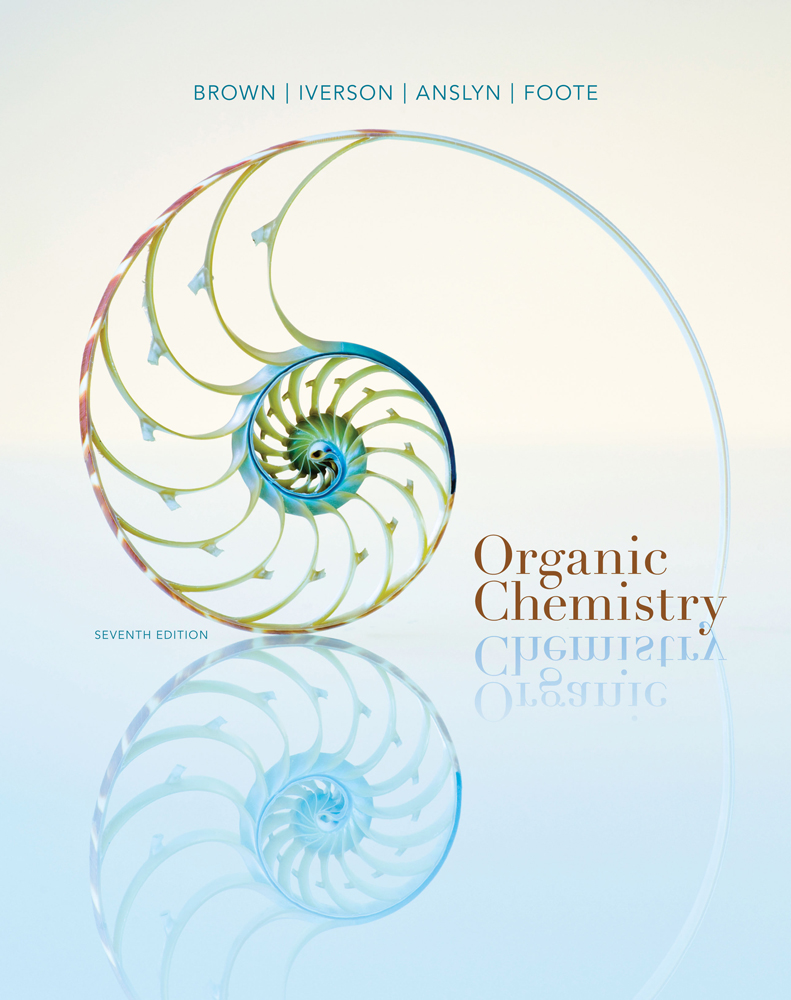 Study Guide with Solutions Manual for Brown/Iverson/Anslyn/Foote's Organic  Chemistry,