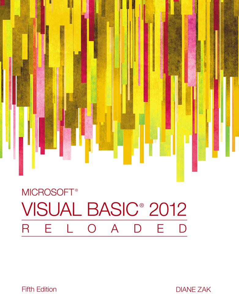 Microsoft® Visual Basic 2012