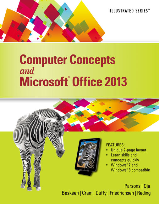 Computer concepts and microsoft office 2013 9781285092904 cengage ebook computer concepts and microsoft office 2013 illustrated fandeluxe Gallery