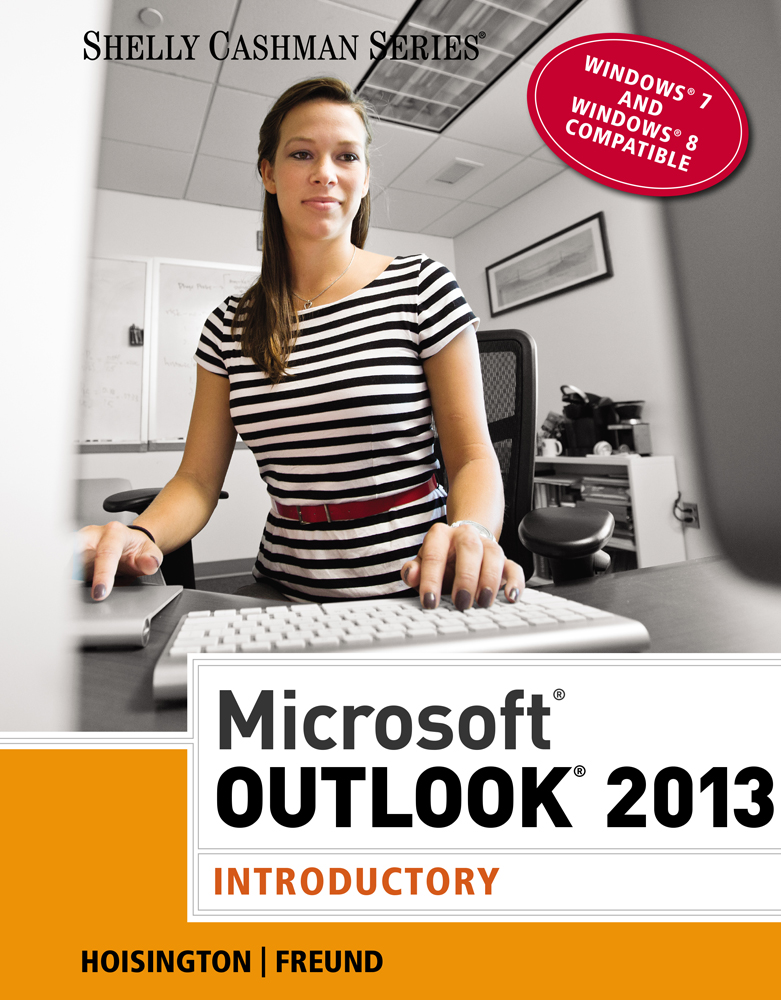 Microsoft outlook 2013 9781285168852 cengage ebook microsoft outlook 2013 introductory fandeluxe Gallery