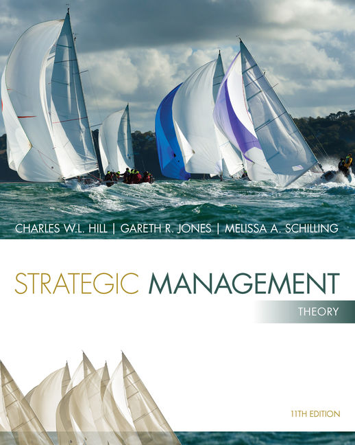 Ebook: strategic management: theory & cases: an integrated.